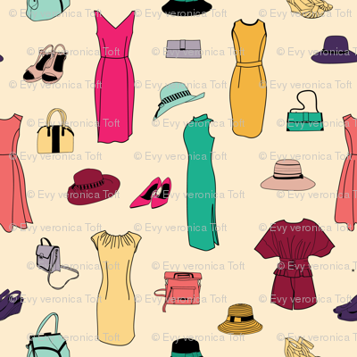 L.Yellow_Outfits_Vintage_Stock