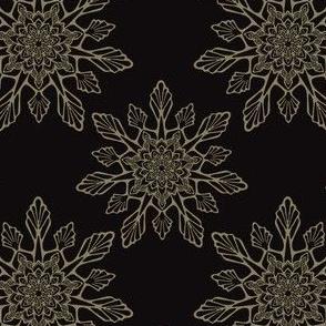 Flourish Floral Arabesque Mandalas