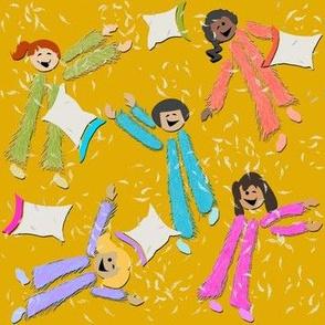 Pajama Party! | Yellow