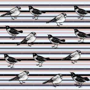 Monroe Bird Print