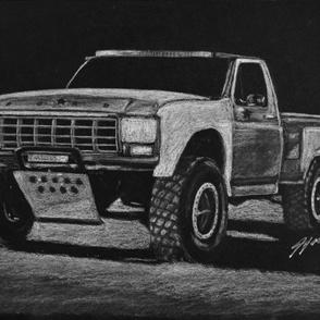 Prerunner Off-Road Racing Truck RC