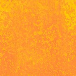 Orange Lava