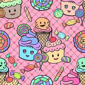 Princess Candy Treats