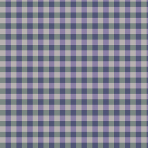 plaid-night teal grey violet