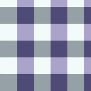 plaid-teal violet mint