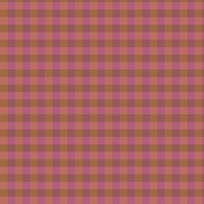plaid-violet coral