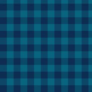 plaid- navy-n-blue