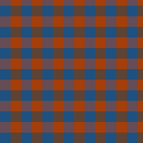 plaid-pumpkin blue