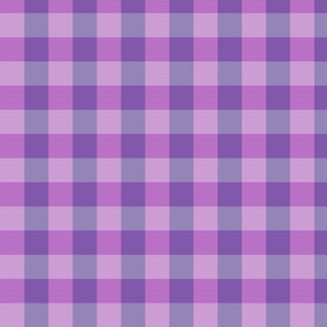 plaid-berry violet