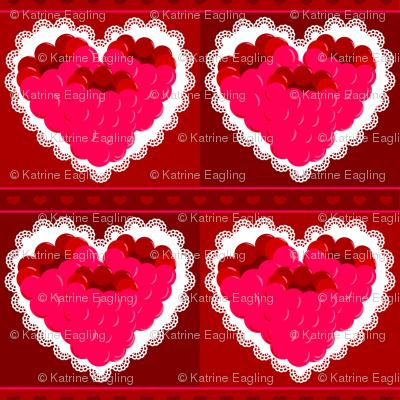 Raspberry Sweet Hearts