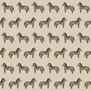 safari nursery zebra fabric - neutral fabric, neutral nursery fabric, zebra fabric,  - tan