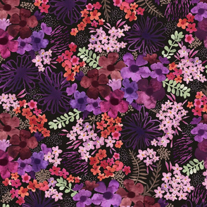 Les Petites Fleurs – Dark