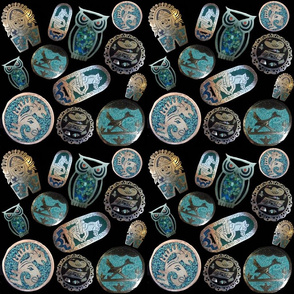 Native American Turquoise Jewelry on