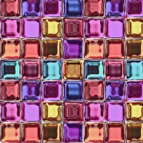 Glass Crystal Tiles