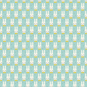 Rabbits with Bow Ties