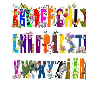 The Swedish Alphabet