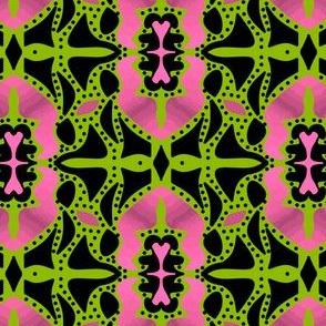 Greeny Pinky