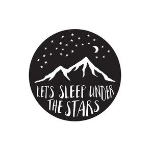 """(14"""") Let's Sleep Under the Stars C18BS"""