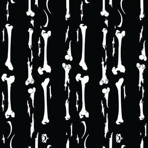 Broken Bones Pinstripe