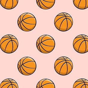 Basketball - Pink -  Sports