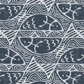 Pisces(navy)