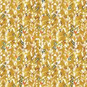 Floral Vertical Pattern