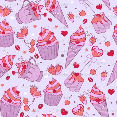 Rockabilly sweets