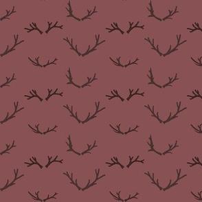 Branching Antlers | Ripe Figs