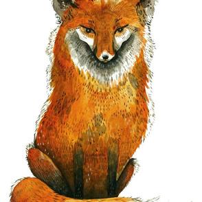 Quiet Fox - Large Scale Repeat