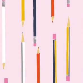 pencil pen school STEM drawing