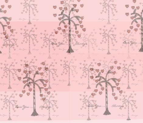 love fabric by lucy_feeney on Spoonflower - custom fabric