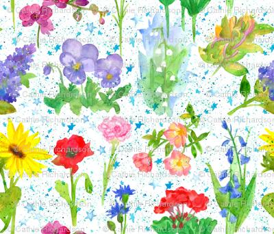 Flowers in Astrology