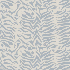 zebra grey and taupe