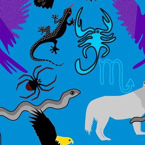 the evolution of the scorpio zodiac sign