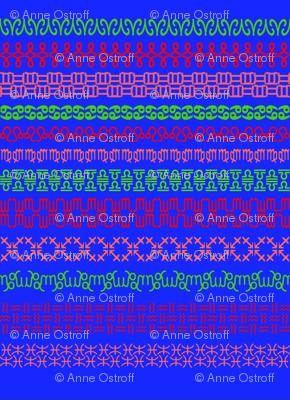 Astrology Sweater (a la Fair Isle)
