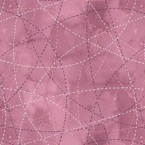 Space Lines / Violet