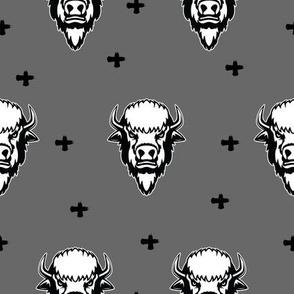 Bison Grey