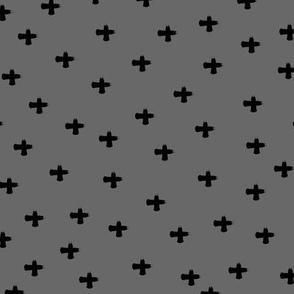 Cross Grey