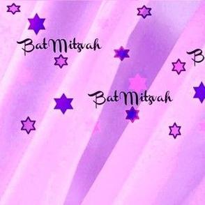 Bat Mitzvah  Elegance-Pink Lady