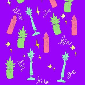 Candle Magic (ze/hir)