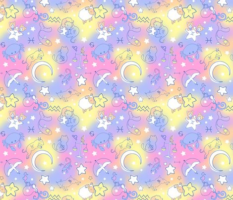 Astrology_animals_colorful_shop_preview