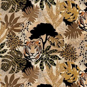 Safari Camouflage