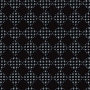Abstract Chequered Grid Seamless