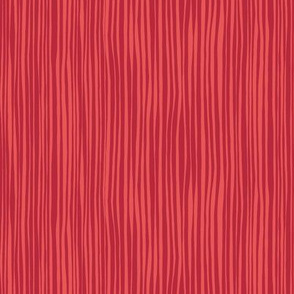 red rouge stripe