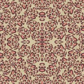 Abstract Animal Print
