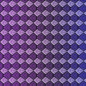 Dragon Scale - Rainbow