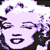 Monroe Lilac Stripe