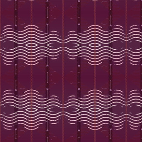 XOXO Sine Wave