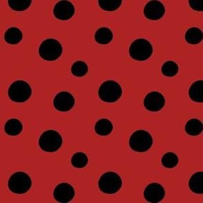 ladybug pattern - small