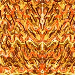 Hiding in Plain Sight - Orange